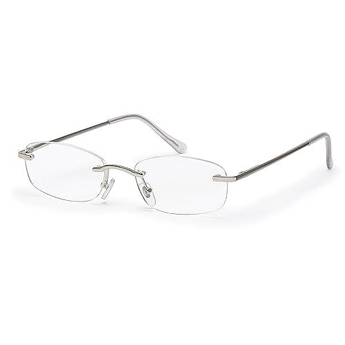 sehr schön bester Wert große Auswahl randlose Brille: Amazon.de