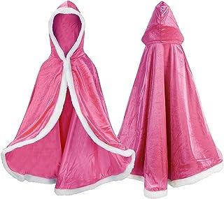 Proumhang Capa de Princesa Disfraces de Princesa Costume