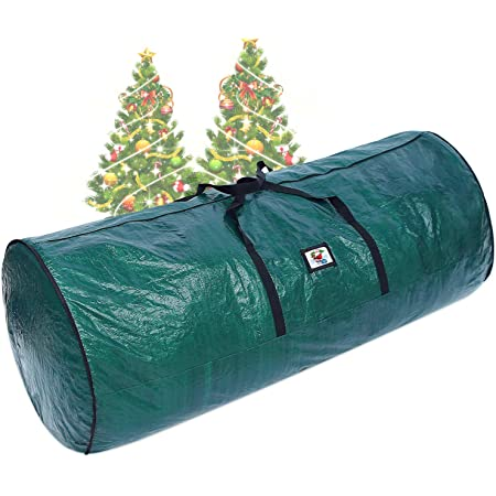 Large Heavy Duty Artificial XMAS CHRISTMAS TREE Home STORAGE BAG Zip Sack Holder
