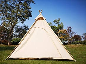 Latourreg Outdoor or Indoor Large Adult Indian Teepee...