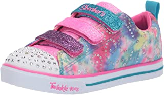 Skechers Australia Sparkle LITE - Rainbow Brights Girls Training Shoe