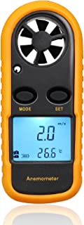 Best which instrument measures wind speed Reviews