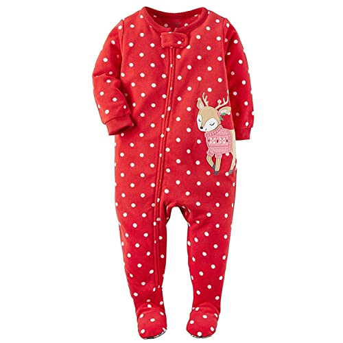 c828cbc27f60 Christmas Baby Pajamas  Amazon.com