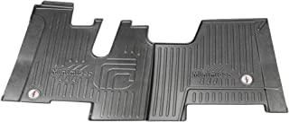 MINIMIZER Floor Mats; Western Star 4700 DD13 Engine w/Tray 2012-2016; (2016 Trucks with Throttle Pedal Mounted to The fire...