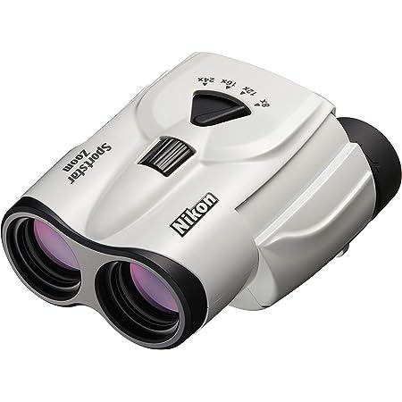 Nikon Sportstar Zoom 8 24x25 Zoom Fernglas Weiß Kamera