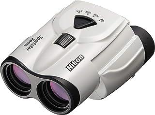 Nikon ズーム双眼鏡 スポーツスターズーム 8-24x25 ポロプリズム式 8-24倍25口径 ホワイト Sportstar Zoom SPZ8-24X25WH