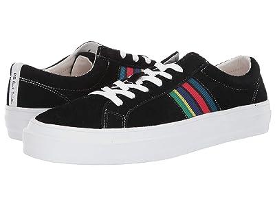Paul Smith Antilla Suede Sneaker (Black) Men