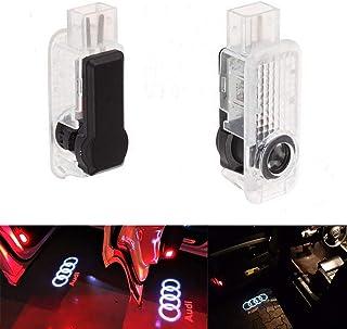 THG Car Door LED de iluminación de entrada Ghost Shadow Proyector Bienvenido Luz de la lámpara Luz de bienvenida