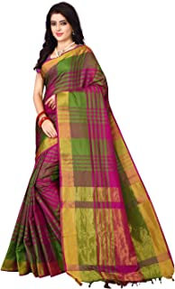Nirmla Fashion Art Silk Saree with Blouse Piece