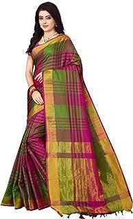 Nirmla Fashion Art Silk with Blouse Piece Saree