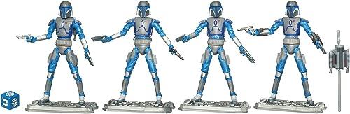 STAR WARS Mandalorian Warriors coffret