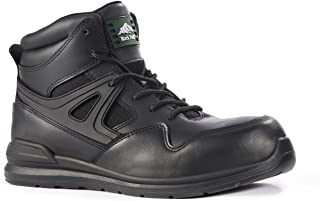 Rock Fall Chromite RF660 S3 SRC Black Lightweight 100/% Non Metallic Safety Shoes