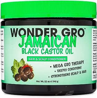 wonder gro hair oil