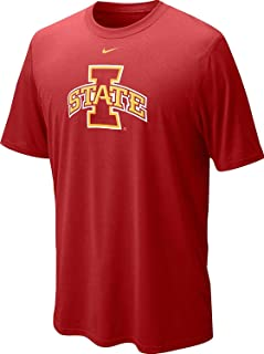 Nike Iowa State Cyclones Men's College Logo Legend Dri-FIT T-Shirt