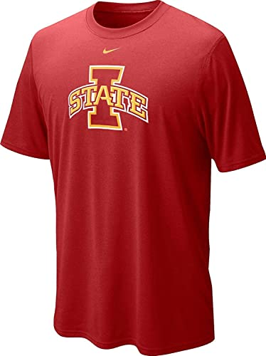 Nike Iowa State Cyclones pour Homme College Logo Legend Dri-Fit T-Shirt
