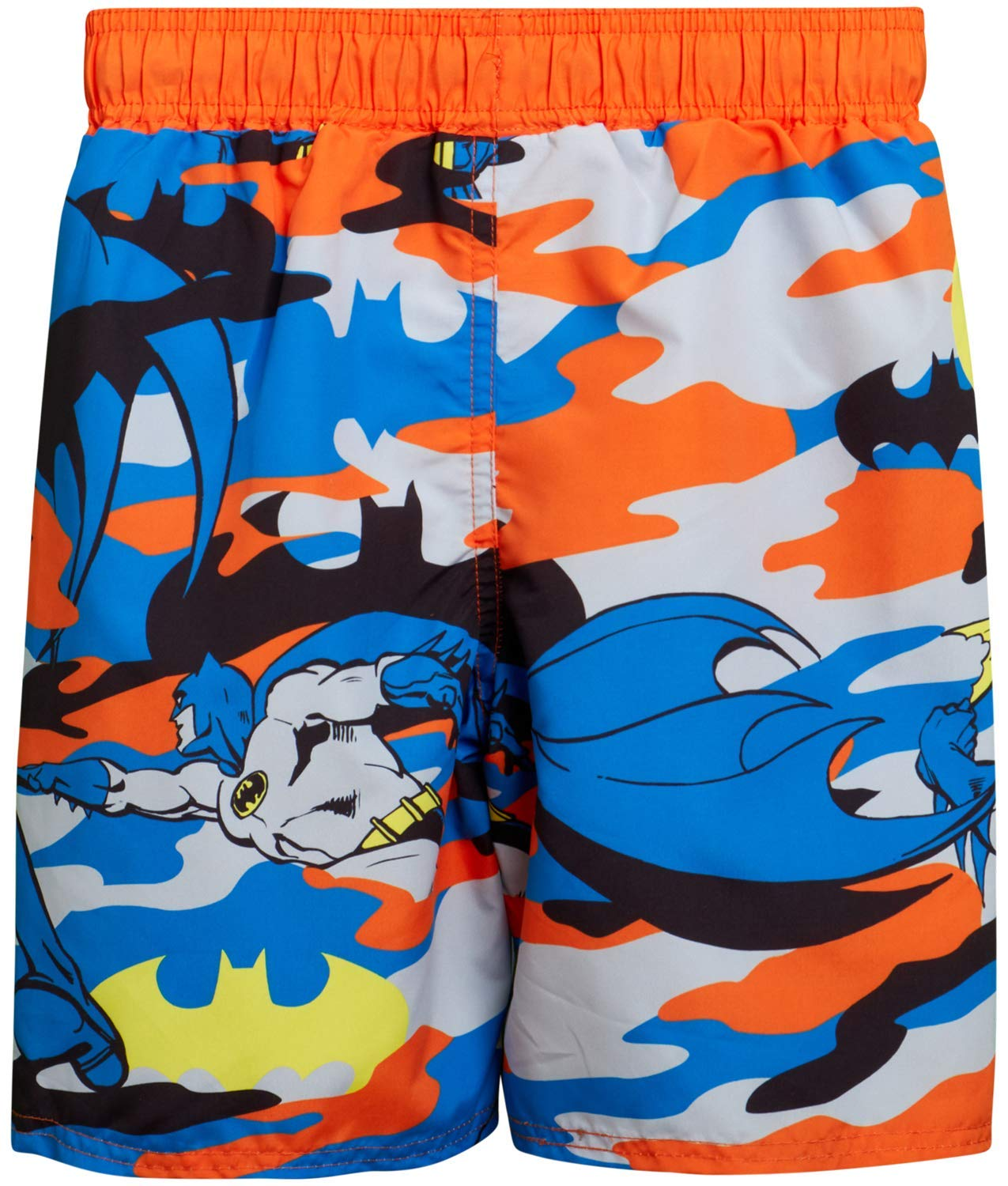 Warner Bros Boys Flash Swim Shorts