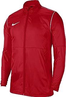 NILCO #Nike Y Rpl Park20 Rn W Giacche Giacche Per Bambini, Unisex bambini, University Red/White/White, XS