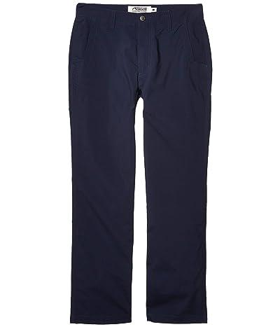 Mountain Khakis Stretch Poplin Pants Slim Fit (Navy) Men