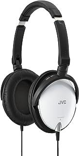 JVC HA-S600-W 密閉型ヘッドホン 折りたたみ式 ホワイト