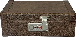 Laveri 5 Watches Storage Box - Brown