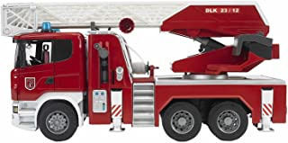 rc truck scania gets