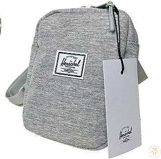 Herschel Supply Co. - Cruz Crossbody Bag Shoulder Pack - Light Grey Crosshatch
