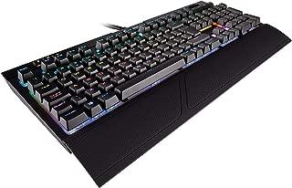 Corsair Strafe RGB MK.2 Mechanical Gaming Keyboard, Black