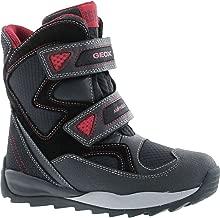Geox Boys Orizont Waterproof Winter Snow Boots
