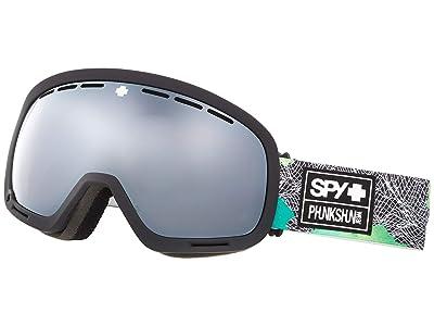 Spy Optic Marshall (Spy + Phunkshun Hd Plus Bronze w/ Silver Spectra Mirror + Hd P) Snow Goggles