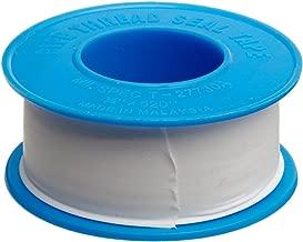 Dixon Valve TTB75 PTFE Industrial Sealant Tape, -212 to 500 Degree F Temperature Range, 3.5mil Thick, 520