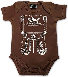 meinherzschlag Baby Body MEI erste Lederhosn
