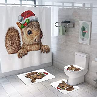 squirrel bathroom accessories