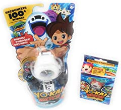 Kids Boys Girls Fun Toys Season 1 Yo-Kai Watch with Bonus Trading Card Game (May Vary)