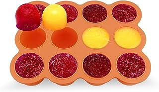 comprar comparacion Congelar Silicona Bandeja Molde Contenedor Recipiente de Alimentos para Bebé