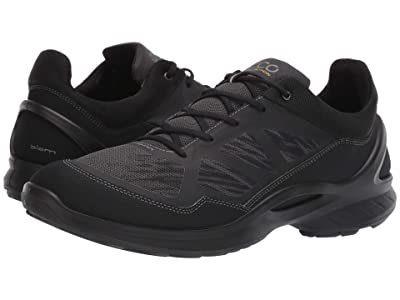 ECCO Sport Biom Fjuel (Black/Dark Shadow) Men