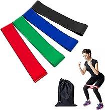 Soketop Bande /Élastique de R/ésistance,Bandes /Élastiques en Latex pour Fitness