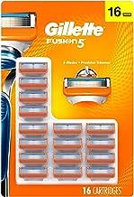 Gillette Fusion5 Men's Razor Blades - 16 Cartridge Refills (Packaging May Vary), Mens Razors/Blades