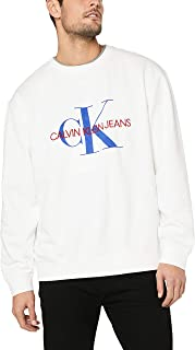 Calvin Klein Jeans Men's Monogram Logo Sweat