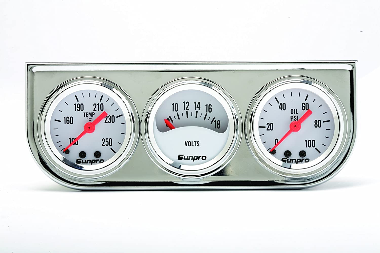 Sunpro tachometer wiring