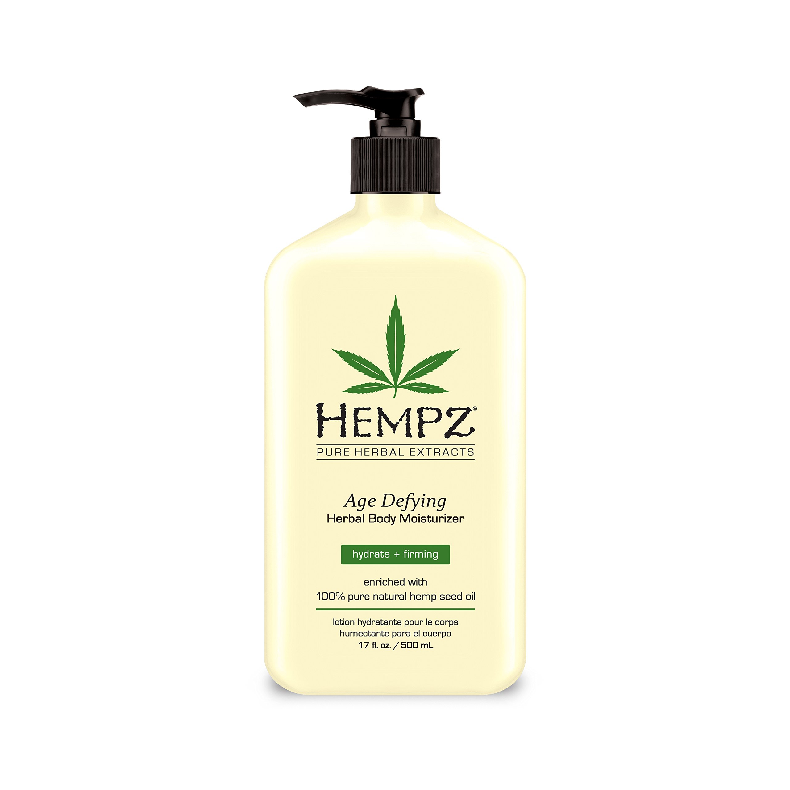 Hempz Defying Herbal Moisturizer Fluid