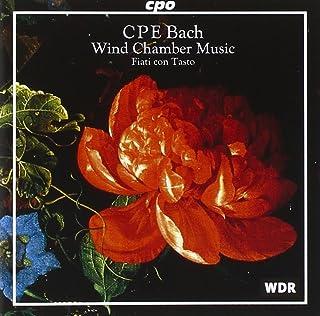 C.P.E.バッハ:木管楽器のための室内楽曲集
