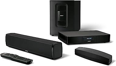 Bose, sistema de bocinas de cine en casa SoundTouch 120, negro Negro