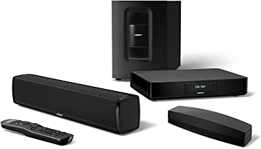 Bose SoundTouch 120 Home Theater System - Black