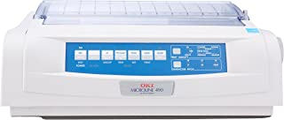 Okidata ML490 24-PIN IMPACT PRINTER