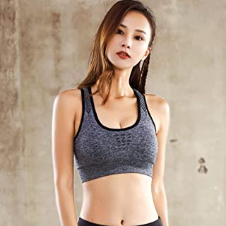 No Steel Ring Quick-Drying Wicking Fitness Yoga Sports Bra Shockproof Running Beauty Back Bra Sports Underwear Women