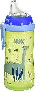 NUK Active Sippy Cup, Blue Dinosaur , 10oz 1pk