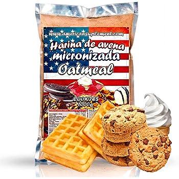 Best Protein Harina de Avena Cookies - 1900 gr: Amazon.es: Salud y cuidado personal