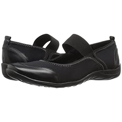 Walking Cradles Applause (Black Stretch/Black Softee) Women