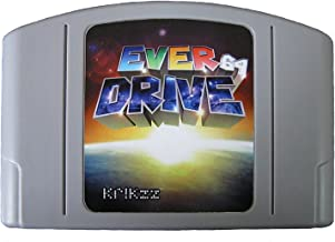 Everdrive 64 V2.5 w/ Multi-CIC installed, Multi-regional Flash Cart for Nintendo 64 system
