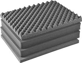 Pelican 1600 Pluck Foam Set - 4 Piece Foam Set.